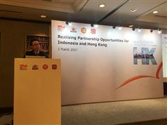 SDEV promotes closer bilateral business ties in Indonesia.