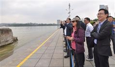 Legislative Council duty visit to Dongjiang River Basin.