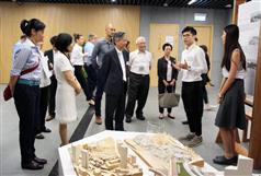 Government strives to optimise liveability values of Hong Kong.
