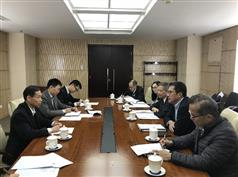SDEV continues visit to Beijing.