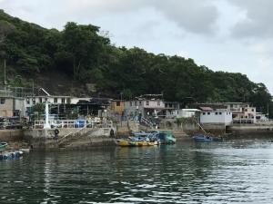 政府于今年制订了「改善码头计划」,首阶段包括约10个位于新界及离岛的公共码头。.